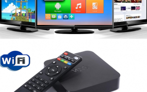 Android tv box. Ảnh: Internet