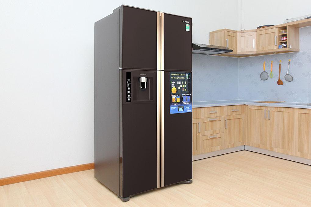 Kích thước tủ lạnh