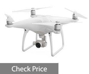 DJI Phantom 4 – Drone chuyên nghiệp nhất trong danh sách