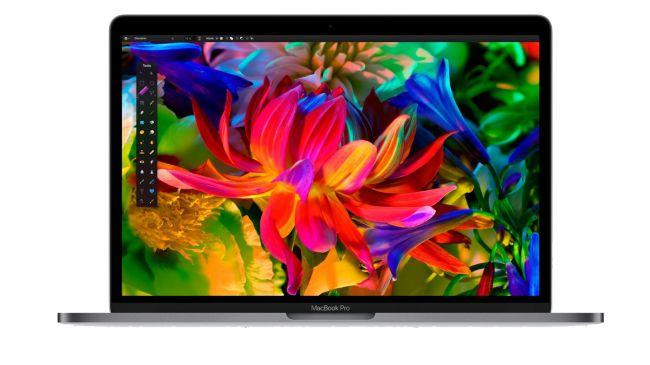 Apple Macbook Pro 13-inch với thanh cảm ứng 2018