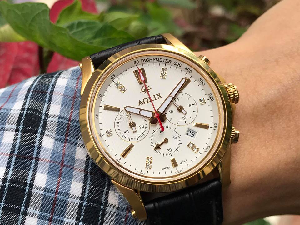 các hãng đồng hồ nam nổi tiếng