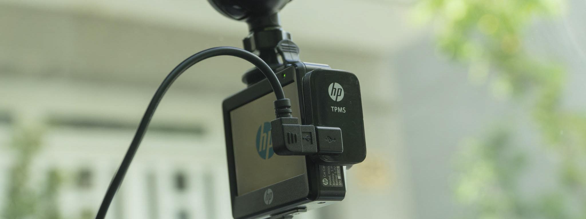 Đánh Giá Camera Hành Trình HP F550G
