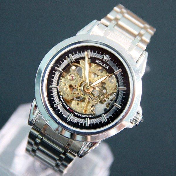 đồng hồ cơ nam lộ máy