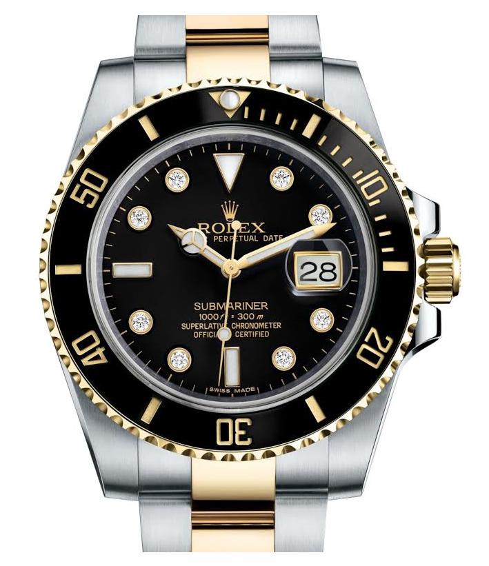 đồng hồ nam rolex giá rẻ